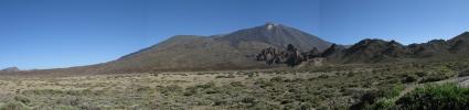 1120 pano plateau teide