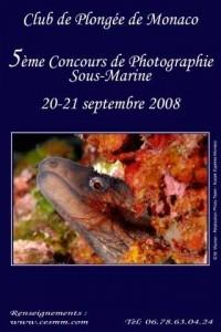 5ème concours de Photographie Sous-Marine